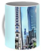 Chicago Concrete Canyons Coffee Mug