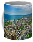 Chicago East View Coffee Mug