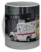 Chicago Fire Department Ems Ambulance 53 Coffee Mug