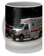 Chicago Fire Department Ems Ambulance 62 Coffee Mug