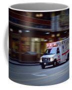 Chicago Fire Department Ems Ambulance 74 Coffee Mug