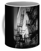 Chicago Fire Escapes 2 Coffee Mug
