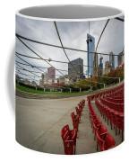 Chicago From Pritzker Coffee Mug