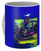 Chicago Gold Coast Abstract Coffee Mug