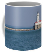 Chicago Harbor Lighthouse Coffee Mug