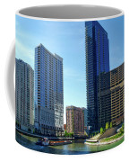 Chicago Heading Up The North River Branch Coffee Mug