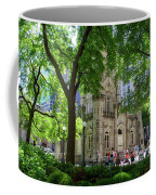 Chicago Jane Byrne Park In June Coffee Mug