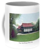 Chicago - Japanese Tea Houses - Jackson Park - 1912 Coffee Mug