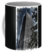 Chicago John Hancock In June Pa 01 Coffee Mug