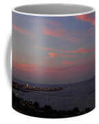 Chicago Lakefront At Sunset Coffee Mug