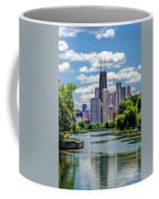 Chicago Lincoln Park Lagoon Coffee Mug