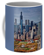 Chicago Looking West 02 Coffee Mug