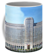 Chicago Merchandise Mart South Facade Coffee Mug