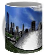 Chicago Millennium Park Bp Bridge Pa 01 Coffee Mug