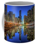 Chicago River East Coffee Mug