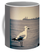 Chicago Seagull Coffee Mug