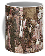 Chicago Shoeshine Boys - Pencil Coffee Mug