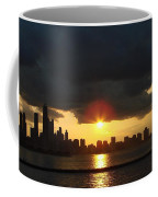Chicago Silhouette Coffee Mug