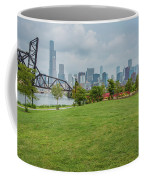 Chicago Skyline From The Southside Coffee Mug