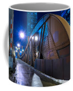 Chicago Steel Bridge Coffee Mug