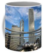 Chicago Steel Coffee Mug
