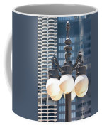 Chicago Street Lamps Coffee Mug