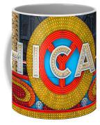 Chicago Theatre Sign V3crop Details Dsc2176 Coffee Mug