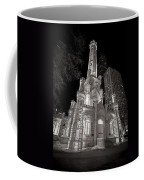Chicago Water Tower Coffee Mug by Adam Romanowicz