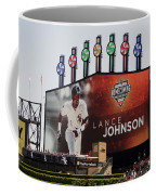 Chicago White Sox Lance Johnson Scoreboard Coffee Mug