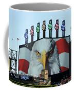 Chicago White Sox Usa Eagle Scoreboard Coffee Mug