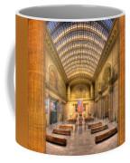 Chicagos Union Station Coffee Mug
