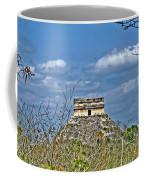 Chichen Itza Sunny Side Coffee Mug