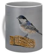 Chickadee Bird Coffee Mug
