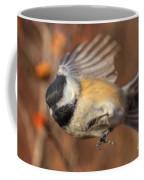 Chickadee Blurrrr Coffee Mug