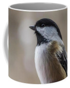 Chickadee Close Up Coffee Mug