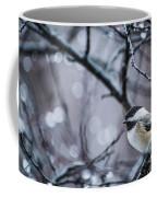 Chickadee Rain Coffee Mug