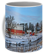 Chickasaw Winter Coffee Mug