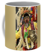 Pow Wow Chicken Dancer Coffee Mug