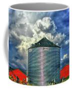 Chicken Feed Other Worldly Sky Art Coffee Mug