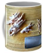 Chicken Feet Coffee Mug