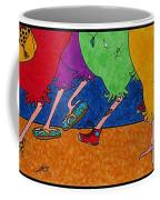 Chicken Walk Coffee Mug
