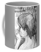 Chico Llamando Aves Coffee Mug