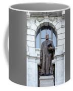 Chief Justice Edward Douglas White Statue- Nola Coffee Mug