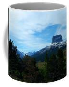 Chief Mountain, Emerging Coffee Mug