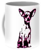 Chihuahua In Pink Coffee Mug