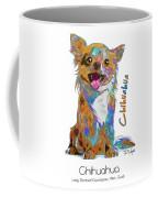 Chihuahua Pop Art Coffee Mug