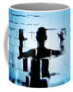 Child In A Fractured World Coffee Mug