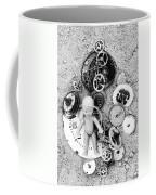 Child In Time Coffee Mug by Michal Boubin