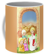 Child Shepherds Coffee Mug