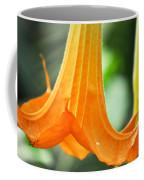 Children's Garden Angel's Trumpet Coffee Mug